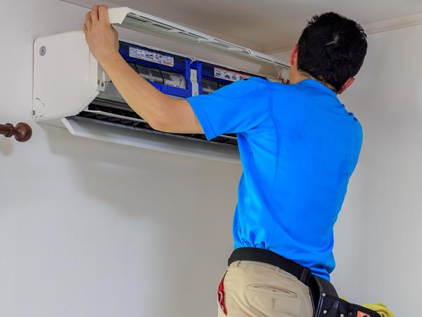 エアコン洗浄・エアコンクリーニング