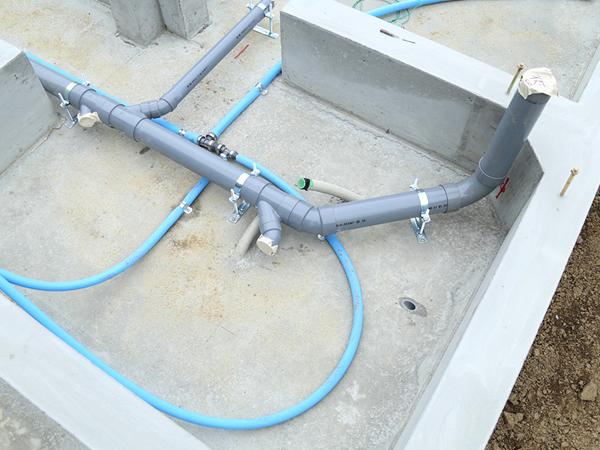 水道設備工事